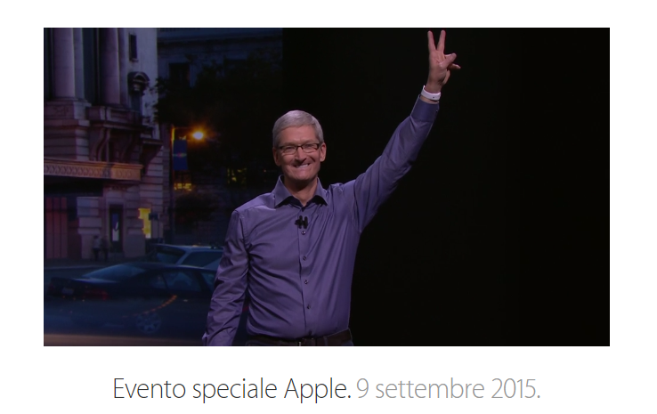 Apple Event 2015 San Francisco